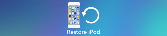 Restaurer l'iPod