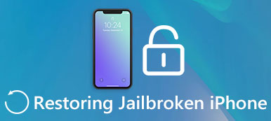 Restaurer l'iPhone jailbreaké