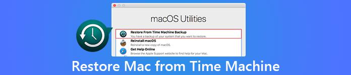 Stellen Sie den Mac von Time Machine wieder her
