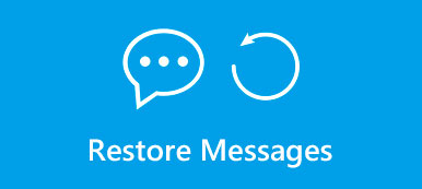 Restore Messages from iCloud