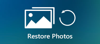 Restore Photos from iCloud