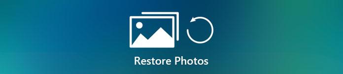 iCloudから写真を復元する
