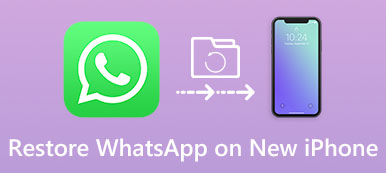 Restore WhatsApp Chat History on New iPhone