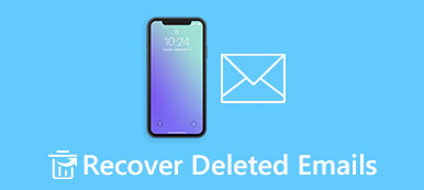Retrieve Deleted Emails on iPhone