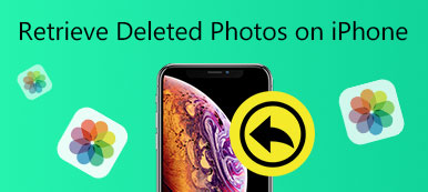 Retrieve Deleted Photos on iPhone
