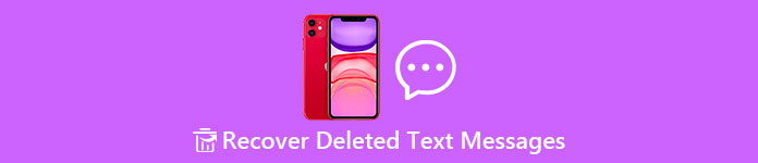 Recover Deleted Text Messages on iPhone
