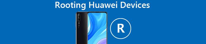 Huawei racine