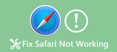 Safari Not Working