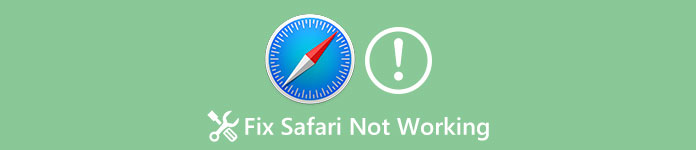 Сафари не работает