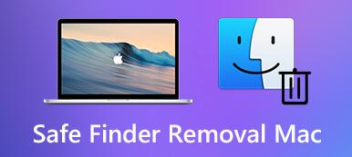 Safe Finder-Entfernung auf Mac
