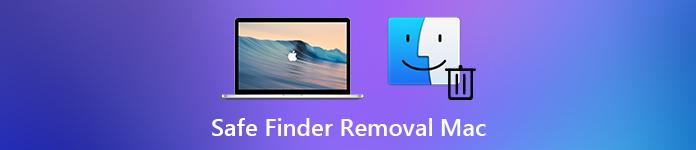 Suppression de Safe Finder sur Mac
