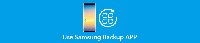 APP de sauvegarde Samsung
