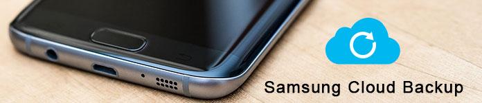 Sauvegarde Samsung Cloud