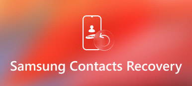 Achieve Samsung Contacts Recovery from Phone