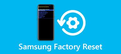 Samsung Werkseinstellung