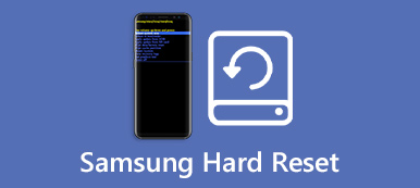 Samsung réinitialisation matérielle