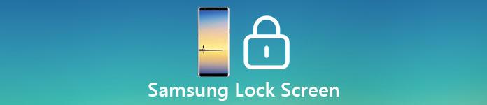 Samsung Sperrbildschirm