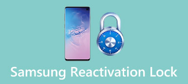 Verrou de réactivation Samsung