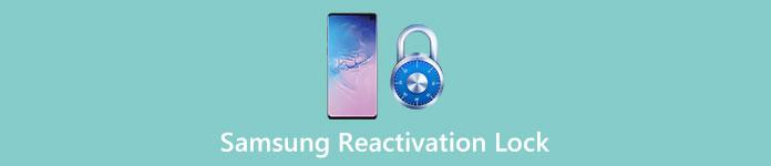 Verrou de réactivation Samsung