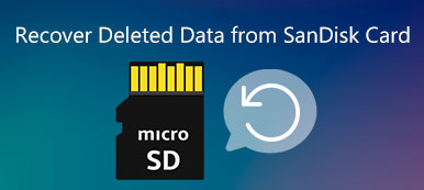 Recover Deleted Data from SanDisk Card