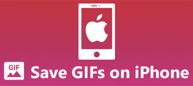 Enregistrer GIFS sur iPhone