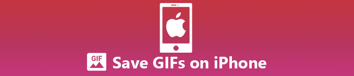 Enregistrer GIFS sur iPhone