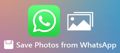 Save Photos from WhatsApp