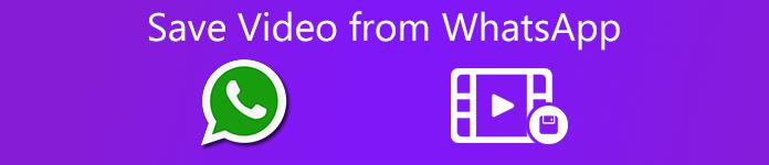Enregistrer la vidéo de WhatsApp