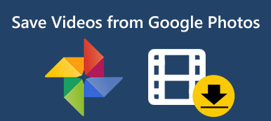 Save Videos from Google Photos