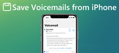 Save Voicemails from iPhone