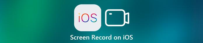 Bildschirmaufzeichnung auf iOS 11