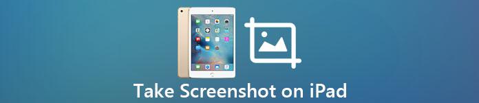 Screenshot auf dem iPad