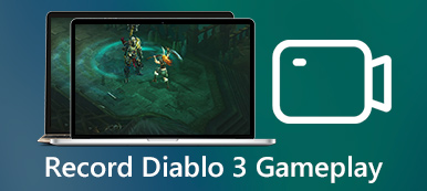 Capture et enregistrement de Diablo 3