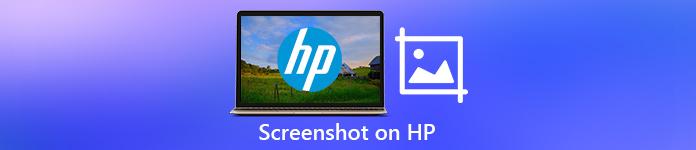 how to take print screen in windows 7 hp laptop