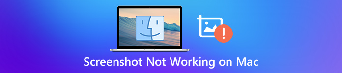Screenshot funktioniert nicht auf dem Mac