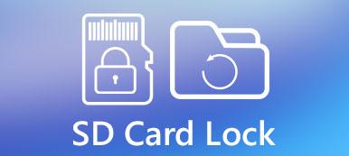 Gesperrte SD-Karte
