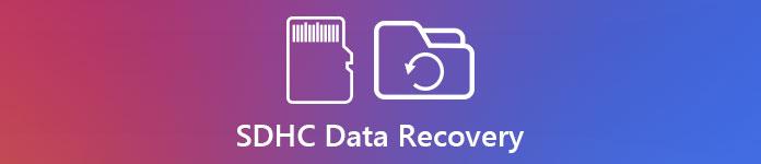 Récupération de données SDHC