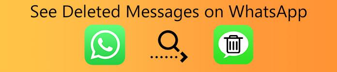 WhatsAppで削除されたメッセージを回復する
