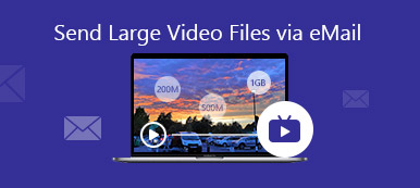 Send Large Video Files via Email