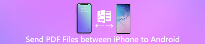 Send PDF From iPhone To Android
