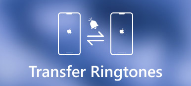 Send Ringtones from iPhone to iPhone