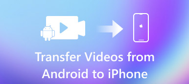 Send Videos from Android to iPhone