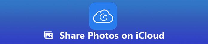 Teilen Sie Fotos auf iCloud