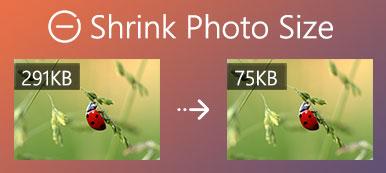 Réduire la taille de la photo