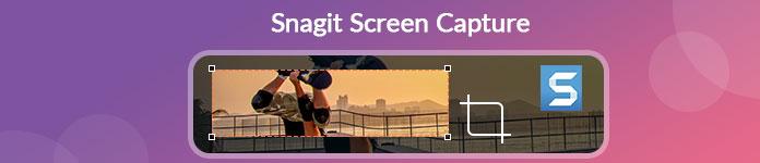 Snagit-Bildschirmaufnahme