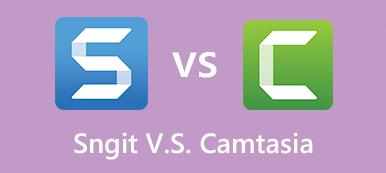 Snagit VS Camtasia