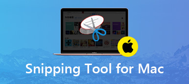 Snipping Tools on Mac