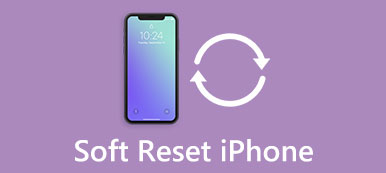 Soft Reset des iPhone