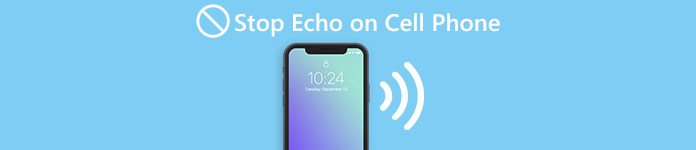 Stop Echo on cell phone