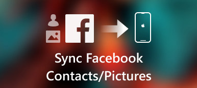 Synchroniser les contacts de Facebook avec l'iPhone